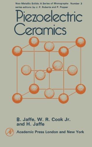 9780124332614: Piezoelectric Ceramics