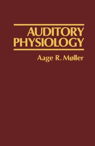 9780124333093: Auditory Physiology