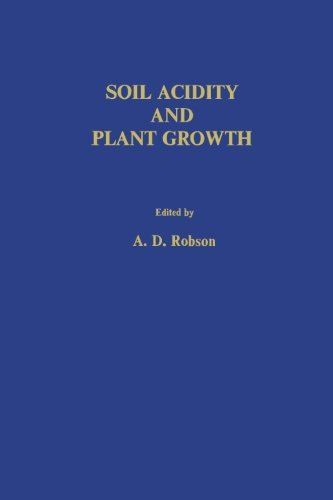 9780124333123: Soil Acidity and Plant Growth