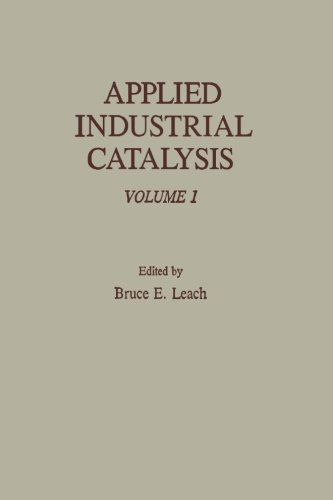 9780124333222: Applied Industrial Catalysis V1
