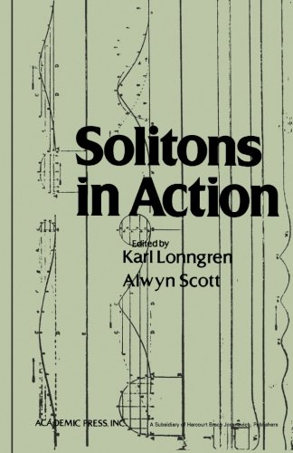 9780124333338: Solitons in Action