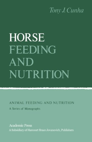9780124333505: Horse Feeding and Nutrition