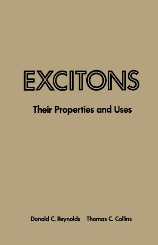 9780124333642: Excitons: Their Properties and Uses