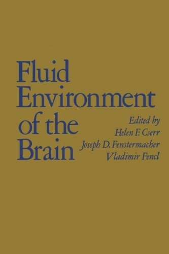 Fluid Environment of the Brain
