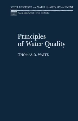 9780124333772: Principles of Water Quality