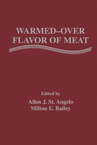 9780124333819: Warmed-Over Flavor of Meat