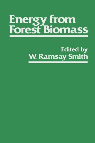9780124334175: Energy from Forest Biomass