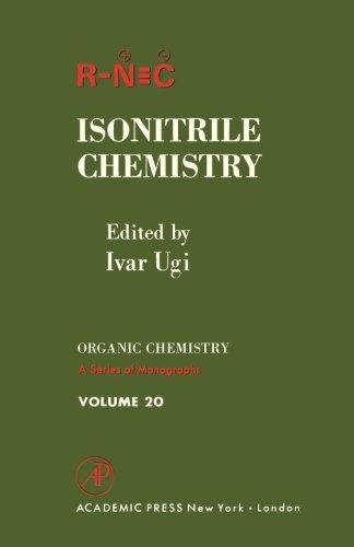 9780124334212: Isonitrile Chemistry