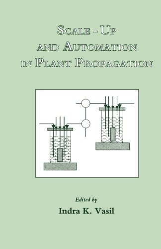 9780124334267: Scale-Up and Automation in Plant Propagation: Cell Culture and somatic cell Genetics of Plants