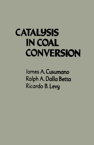 9780124334502: Catalysis in Coal Conversion