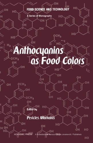 9780124334786: Anthocyanins As Food Colors