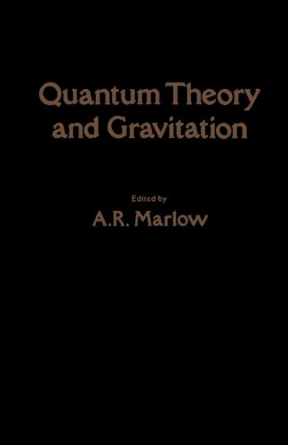 9780124334854: Quantum Theory and Gravitation