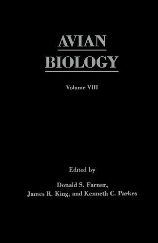 9780124334878: Avian Biology, Volume VIII