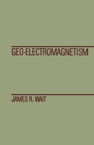 9780124334977: Geo-Electromagnetism