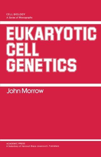 9780124335066: Eukaryotic Cell Genetics