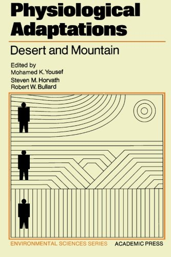 9780124335165: Physiological Adaptations: Desert and Mountain