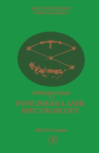 9780124335325: Introduction to Nonlinear Laser Spectroscopy