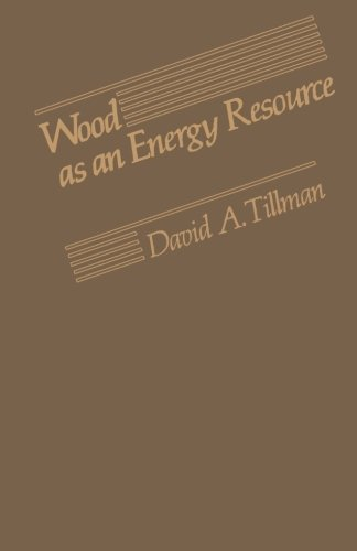 9780124335424: Wood as an Energy Resource