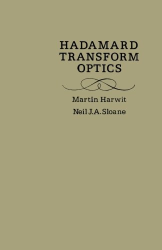9780124335516: Hadamard Transform Optics