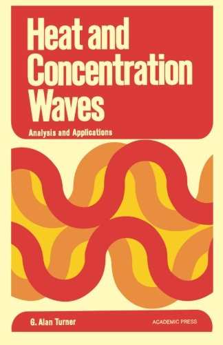9780124335554: Heat and Concentration Waves: Analysis and Application