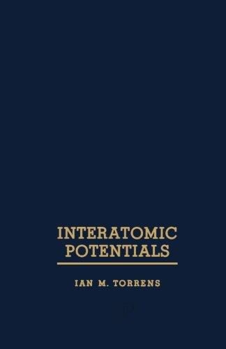 9780124335561: Interatomic Potentials