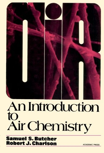 9780124335653: An Introduction to Air Chemistry