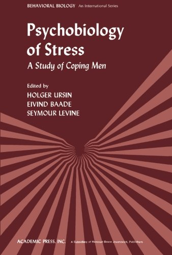 9780124335851: Psychobiology of Stress: A Study of Coping Men