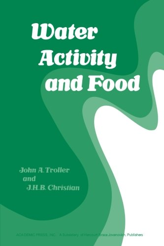 9780124335875: Water Activity and Food