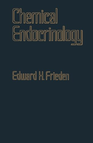 9780124335929: Chemical Endocrinology