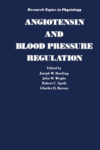 9780124335974: Angiotensin and Blood Pressure Regulation