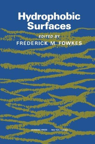 9780124336063: Hydrophobic Surfaces