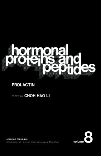 9780124336094: Hormonal Proteins and Peptides, Volume 8: Prolactin