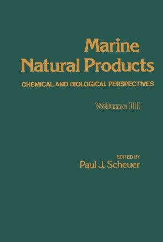 9780124336155: Marine Natural Products: Chemical and Biological Perspectives, Volume III