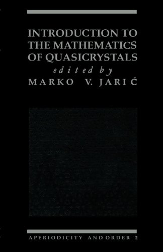 9780124336315: Introduction to the Mathematics of Quasicrystals