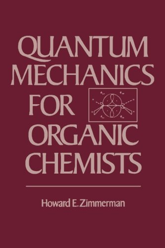 9780124336582: Quantum Mechanics for Organic Chemists