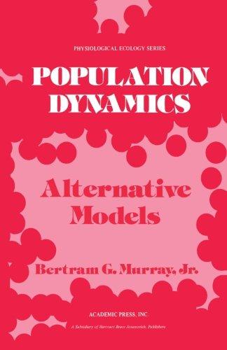 9780124336681: Population Dynamics: Alternative Models