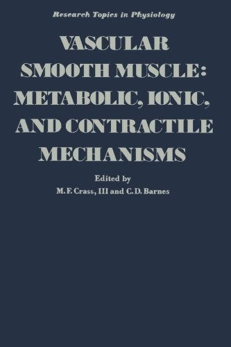 9780124336704: Vascular Smooth Muscle: Metabolic, Ionic, and Contractile Mechanisms
