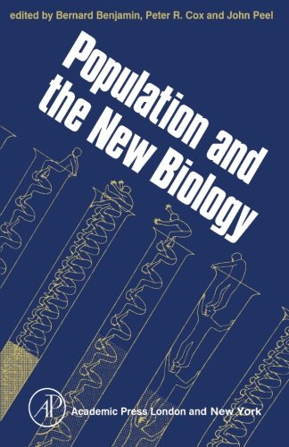 9780124337138: Population and the New Biology