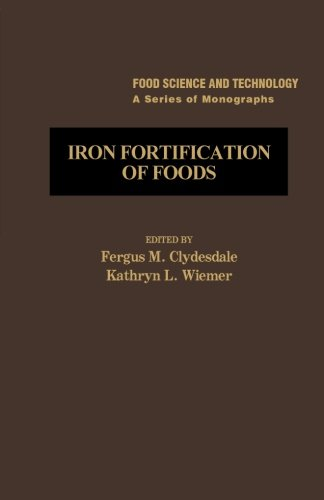 9780124337169: Iron Fortification of Foods