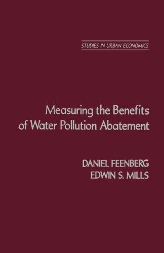 9780124337183: Measuring the Benefits of Water Pollution Abatement