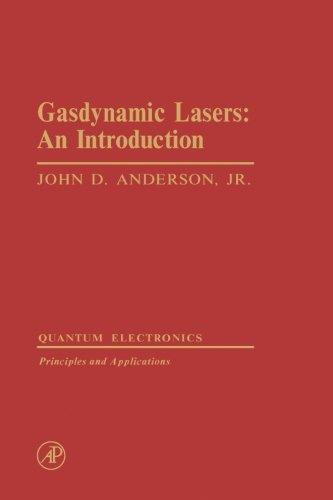 9780124337206: Gasdynamic Lasers: An Introduction