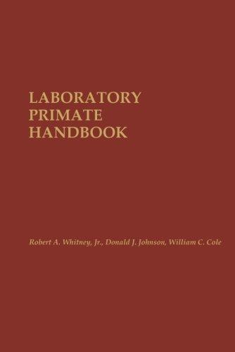9780124337374: Laboratory Primate Handbook