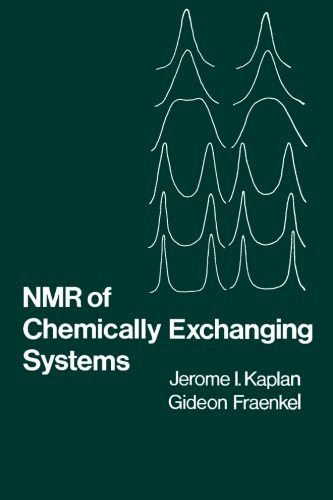 9780124337381: NMR of Chemically Exchanging Systems