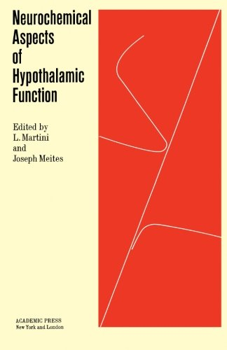 9780124337473: Neurochemical Aspects of Hypothalamic Function