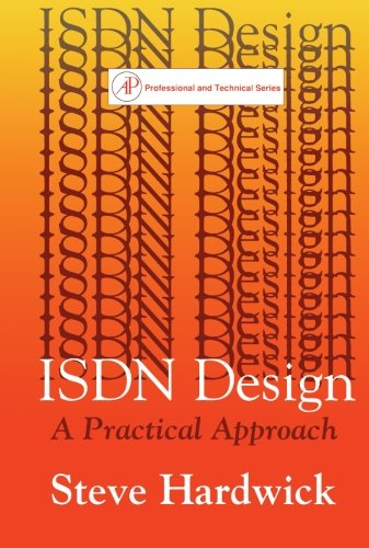 9780124337589: ISDN Design: A Practical Approach