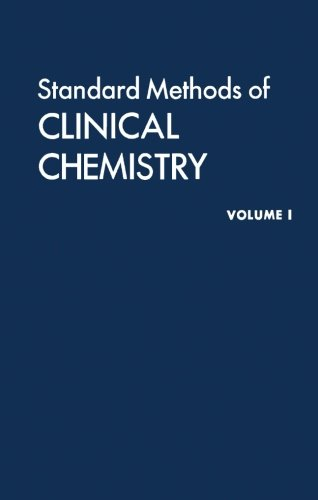 9780124337671: Standard Methods of Clinical Chemistry, Volume I