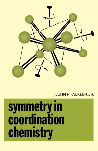 9780124337718: Symmetry in Coordination Chemistry