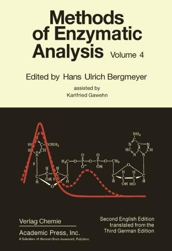 9780124337916: Methods of Enzymatic analysis V4