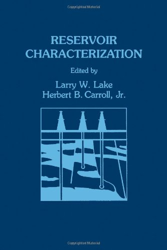 Reservoir Characterization: Lake, Larry W.