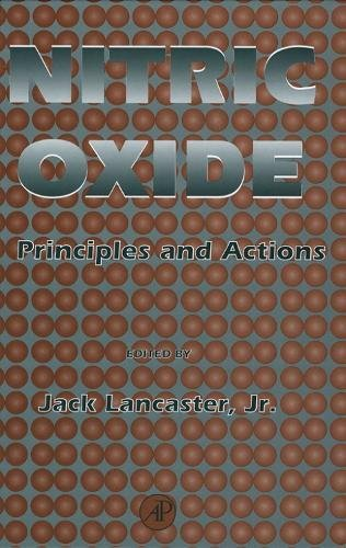 9780124355552: Nitric Oxide: Principles and Actions